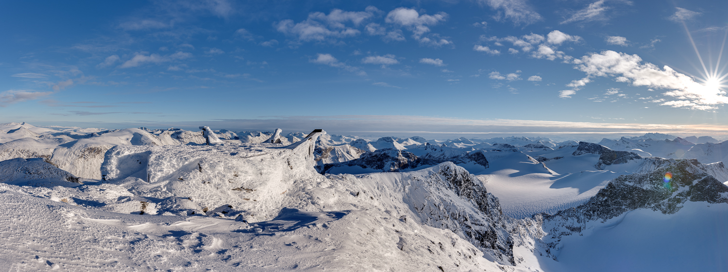PEAK 31: Norway - Galdhøpiggen