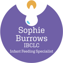 Sophie Burrows – International Board Certified Lactation Consultant, IBCLC, West Sussex