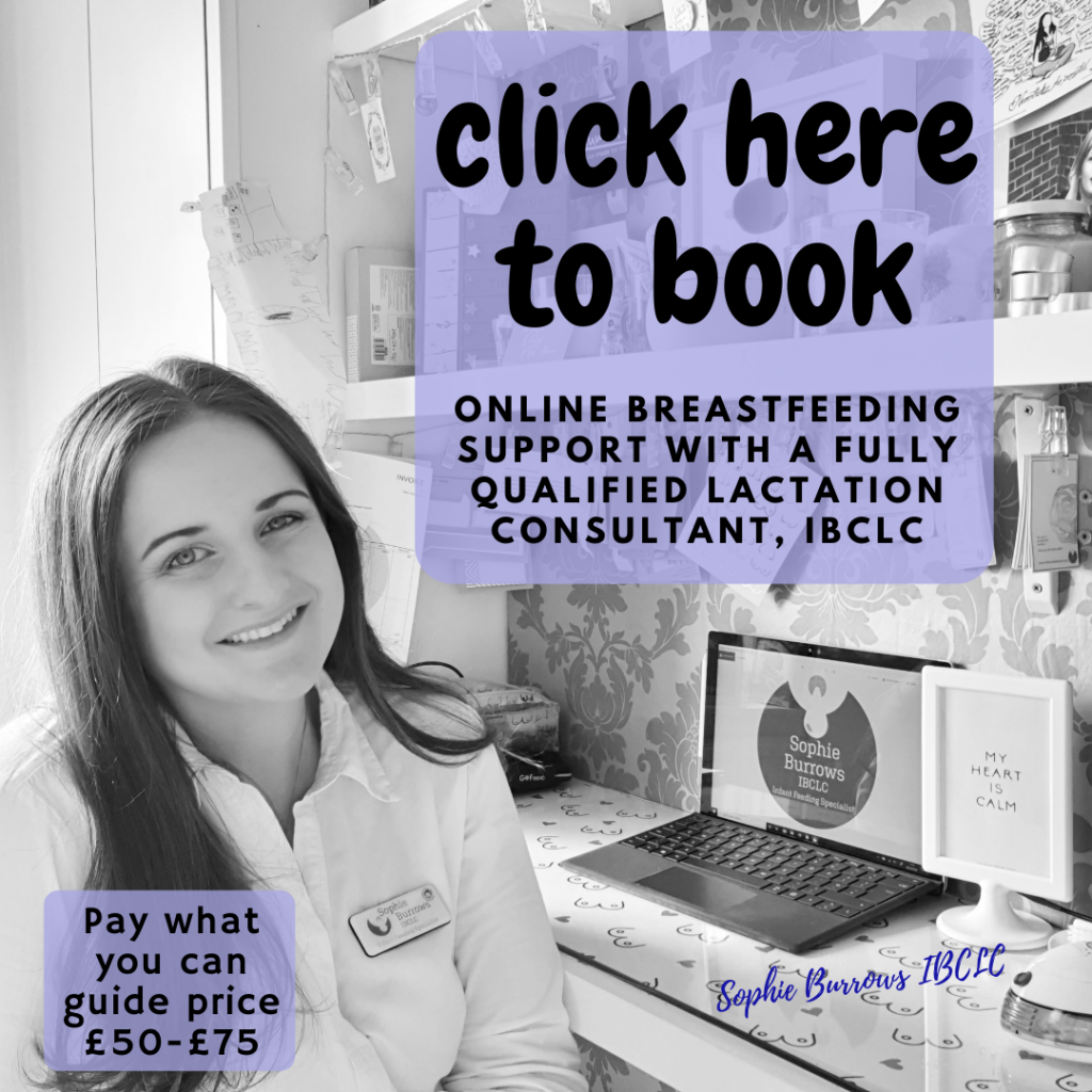 Click here to book IBCLC, Smiling woman, Lactation Consultant, breastfeeding support