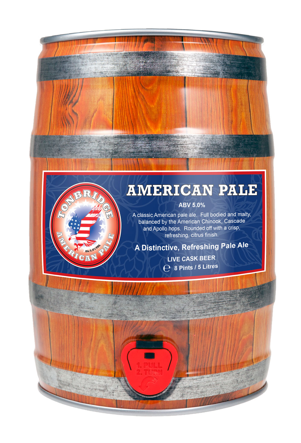 American Pale 5%
