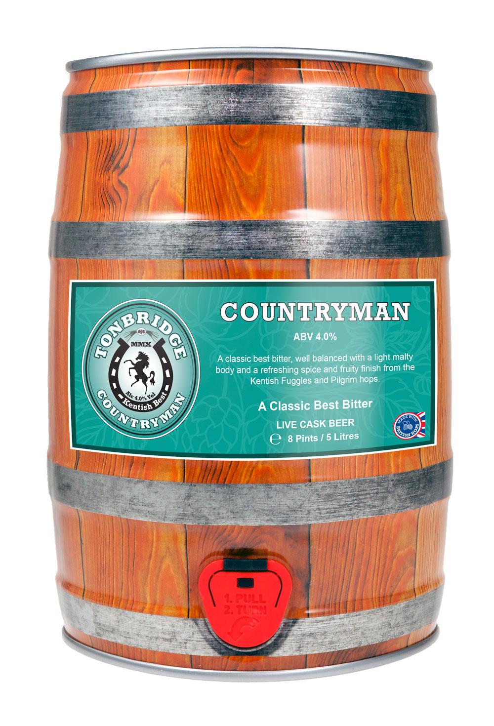Countryman 4%