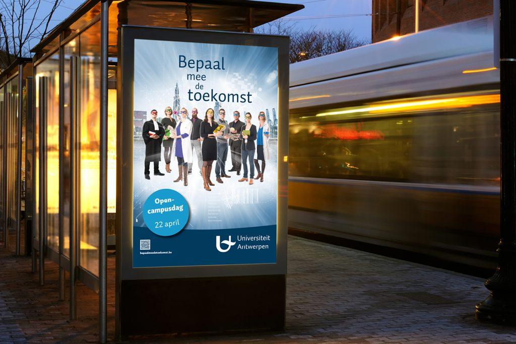 Universiteit Antwerpen - campagne 2016-2017