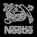 Logo Nestlé [grey]