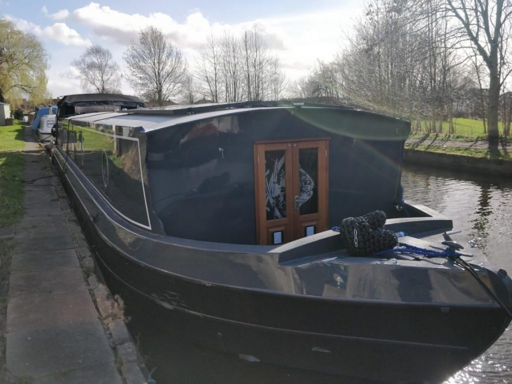 The Canal Pirate Boat