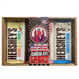 Hersheys USA Candy Collection Gift