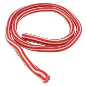 Giant Red & white cable pick and mix