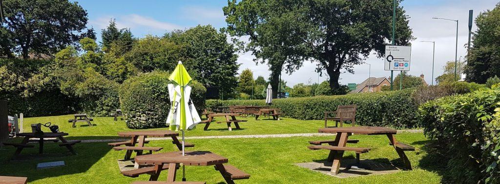 Grounds maintenance pubs & restaurants