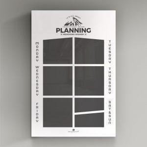 Planning - Reaching Higher