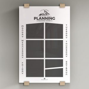 Planning - Reaching Higher