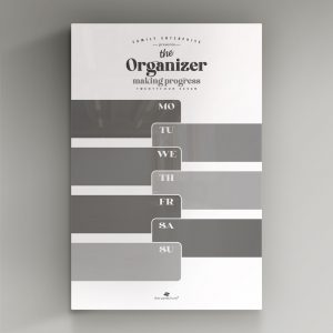 The Organizer - Making Progress