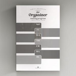 The Organizer - Making Progress