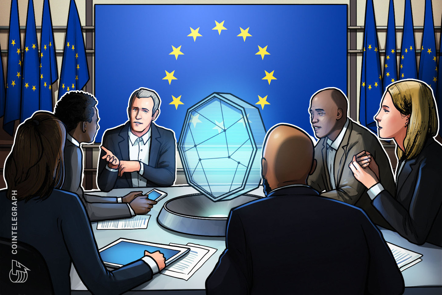 Digital euro - data protection comes first in ECB consultation for Europeans