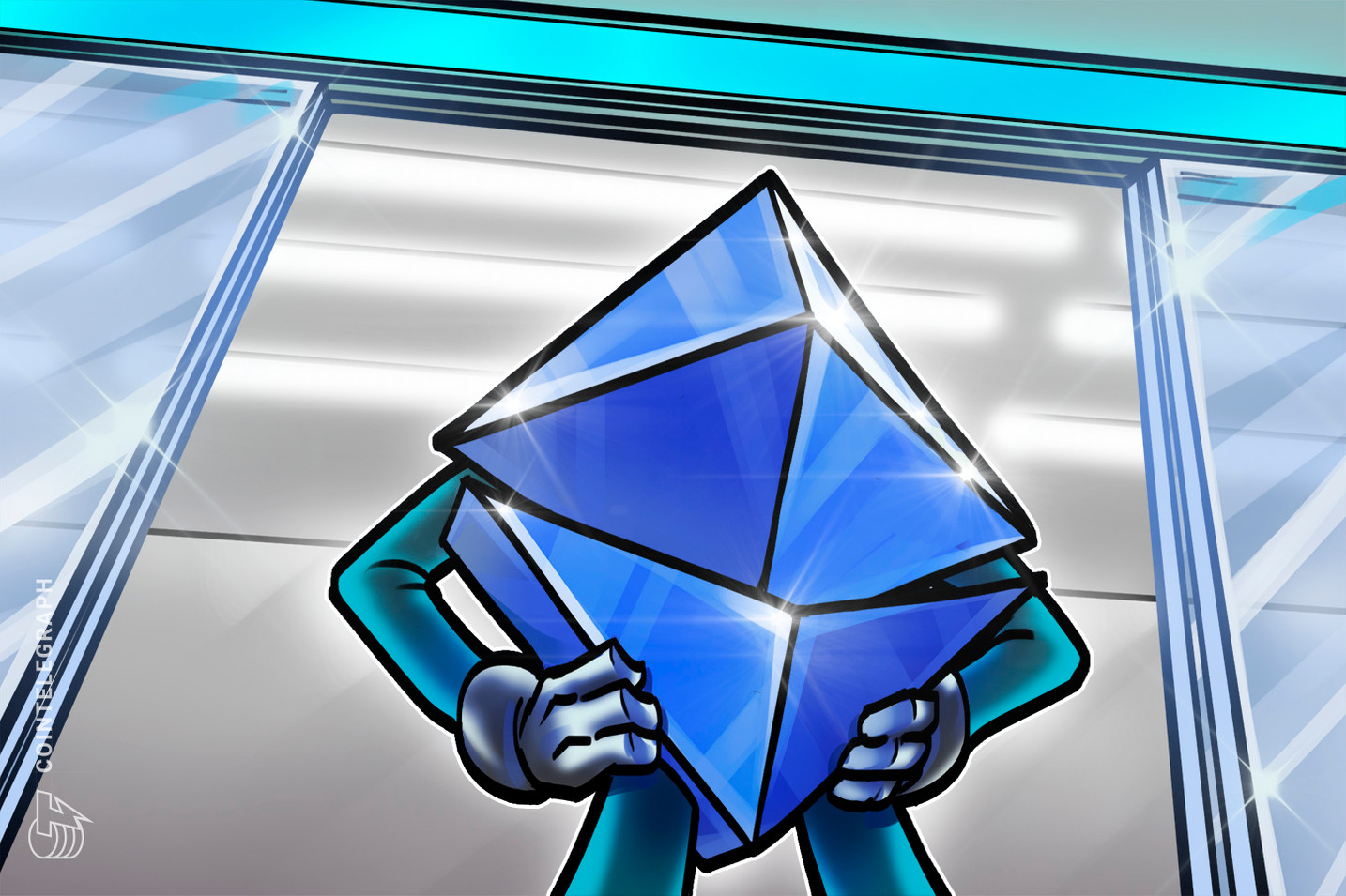 """Ether reaches a new all-time high of 2,290 US dollars shortly before the """"Berlin"""" upgrade"""