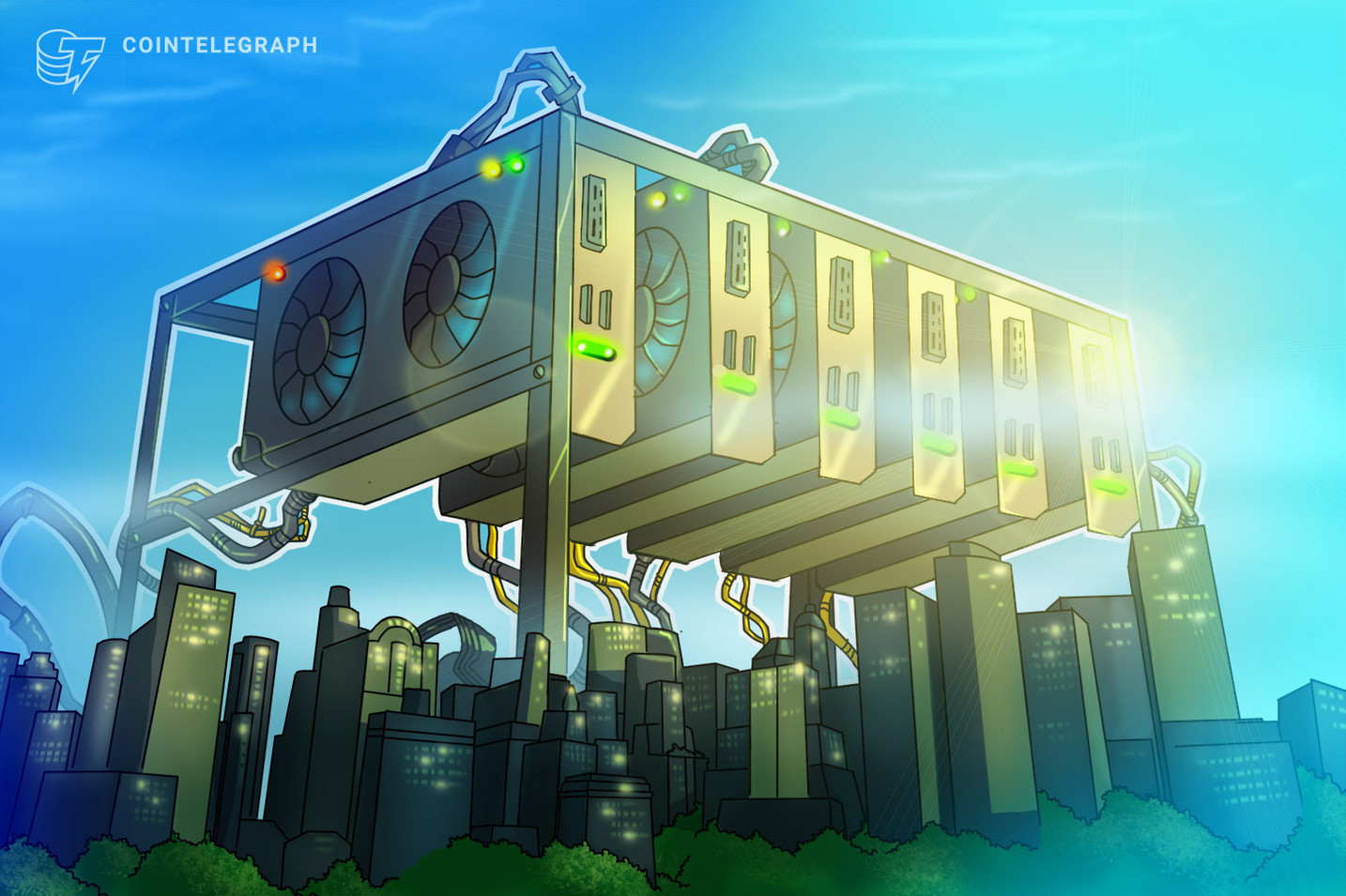 Study: Bitcoin can ensure more efficient use of renewable energies