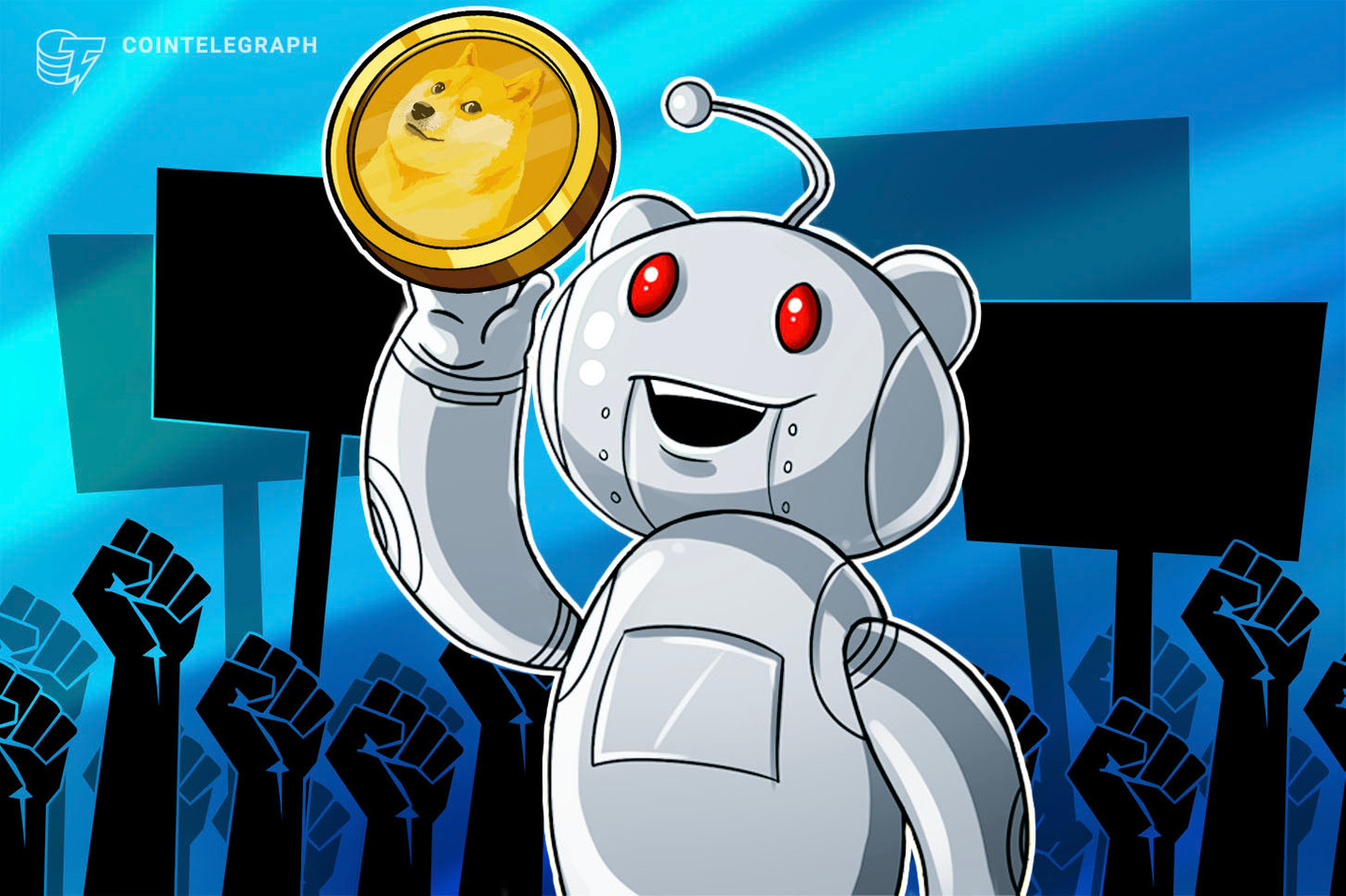 The crypto community is growing - Reddit sub-forums are attracting many newcomers