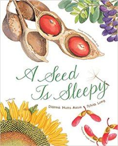 A Seed is Sleepy Book