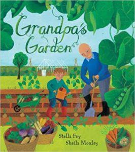 Grandpa's Garden Book
