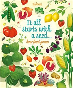It All Starts With a Seed Book