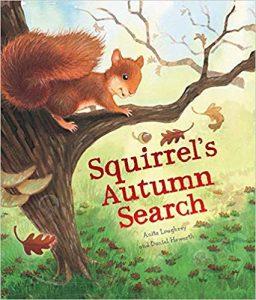 Squirrel's Autumn Search