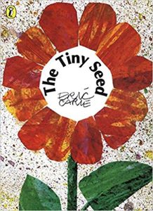 The Tiny Seed Eric Carle