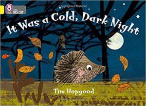 It Was a Cold, Dark Night Book