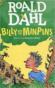 Billy and the Minpins Book