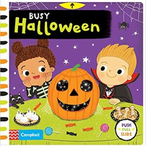 Busy Halloween Book