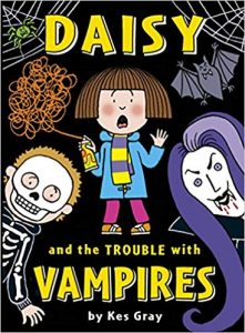 Daisy and the Trouble With Vampires Book