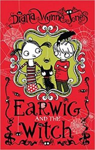 Earwig and the Witch Book