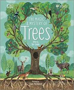 Magic and Mystery of Trees Book