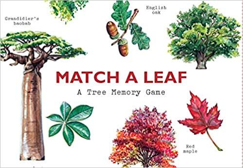 Match a Leaf Game