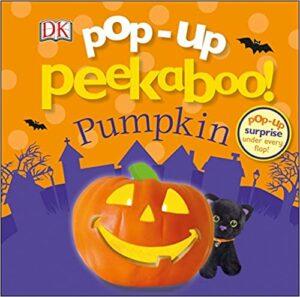 Peekaboo Pumpkin Book