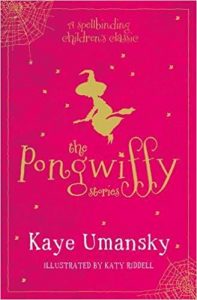 Pongwiffy Stories Book