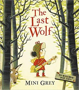 The Last Wolf Book