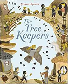 The Tree Keepers Book