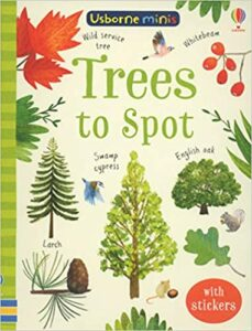 Trees to Spot Book