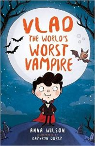 Vlad the World's Worst Vampire Book