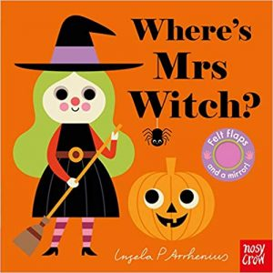 Where's Mrs Witch Book