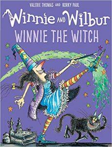 Winnie the Witch Book