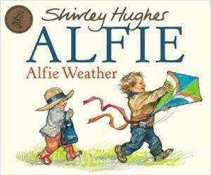 Alfie Weather Book