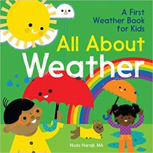 All About Weather Book