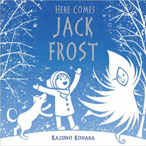 Here Comes Jack Frost Book