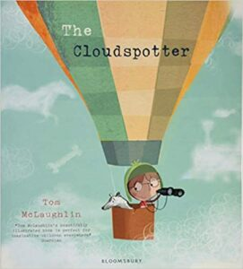 The Cloudspotter Book