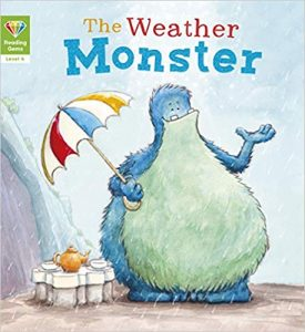 The Weather Monster Book