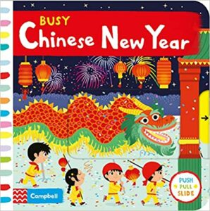 Busy Chinese New Year Book