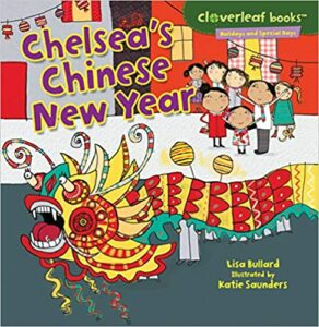 Chelsea's Chinese New Year Book