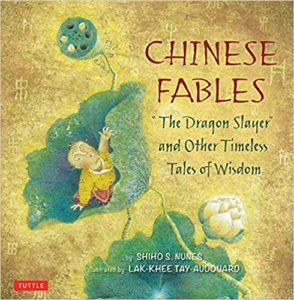 Chinese Fables Book