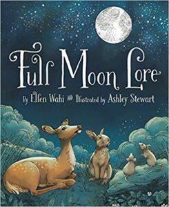 Full Moon Lore Book