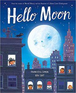 Hello Moon Book