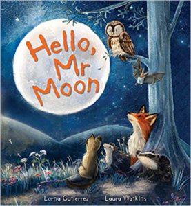 Hello Mr Moon Book